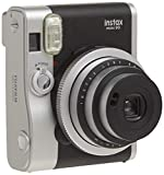 instax mini 90 Neo Classic Sofortbildkamera, Schwarze