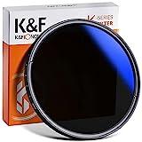K&F Concept K Pro 49mm ND Filter Slim Variabler Graufilter ND2-400 (1-8.6 Stop) Neutral Graufilter