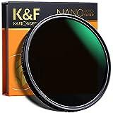 K&F Concept Nano-X ND Filter 49mm Variabler Graufilter ND2-32 (1-5 Stop) Neutral Graufilter