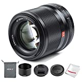 Viltrox 56mm F1.4 Autofokus-Objektiv, kompatibel mit APS-C Nikon Z-Mount spiegellose Kamera Z fc Z50 Z5 Z6 Z6 II Z7 Z7 II