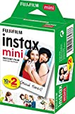 instax mini Film, Doppelpack (2x10 Aufnahmen)
