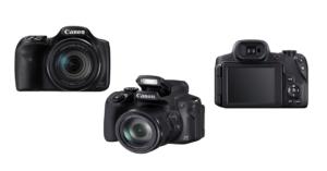 Canon Bridgekameras