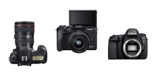 Canon Vollformat-Kameras