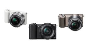 Sony Alpha 5100 Objektive und Zubehör
