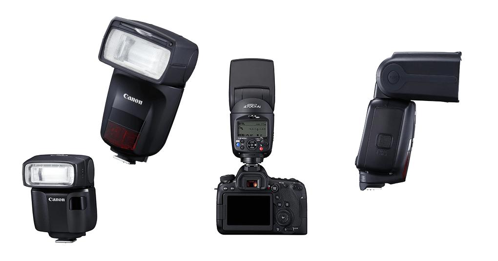 Canon Speedlite Aufsteck-Blitze