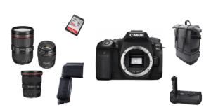 Canon EOS 90D Objektive und Zubehör