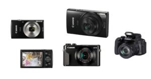 Canon Kompaktkamera