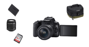 Canon EOS 250D Objektive und Zubehör