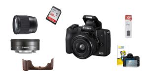 Canon EOS M50 Objektive und Zubehör