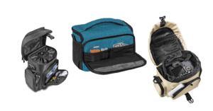 Fotorucksäcke und Kamerataschen für Spiegelreflexkameras
