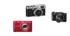Fujifilm Kompaktkamera