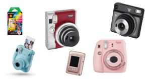 Sofortbildkameras von Fujifilm