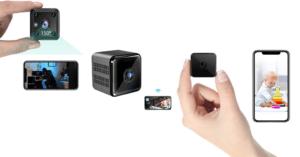 Mini-Kameras mit Handy Liveübertragung