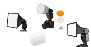 Mini Softbox Diffusor