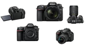 Nikon Digitale Spiegelreflexkamera