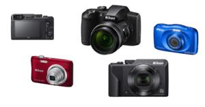 Nikon Kompaktkamera