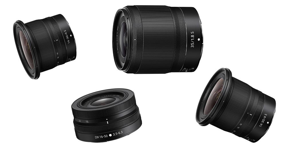 Nikon Z-Objektive für Systemkameras