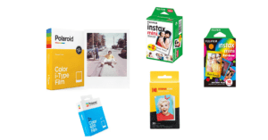 Polaroid-Kamera-Filme