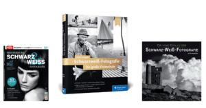 Schwarz-Weiß-Fotografie Buch