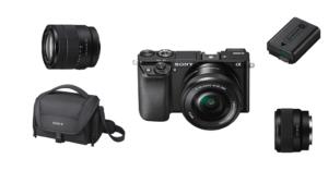 Passende Objektive und Zubehör für die Sony Alpha 6000