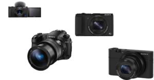 Sony Kompaktkamera