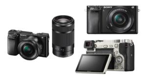 Sony Systemkameras