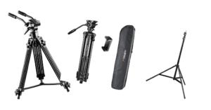 Kamera- und Lampenstative von Walimex