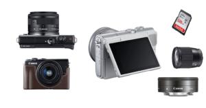 Canon EOS M100 Objektive und Zubehör
