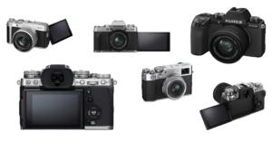 Systemkameras von Fujifilm