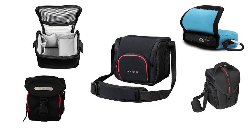 Kamerataschen für Panasonic Lumix Kameras