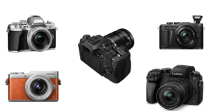 Micro Four Thirds Systemkameras