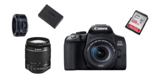 Canon EOS 850D Objektive und Zubehör