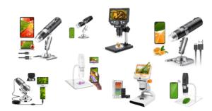 USB-Mikroskop