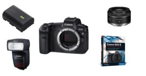 Canon EOS R - Objektive und Zubehör