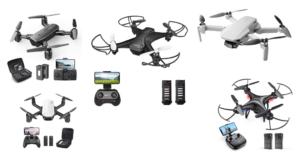 Mini Drohne mit Kamera