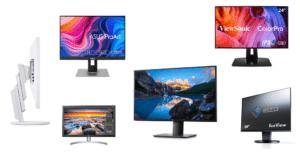 Monitor für die Bildbearbeitung