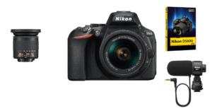Nikon D5600 Objektive Zubehör