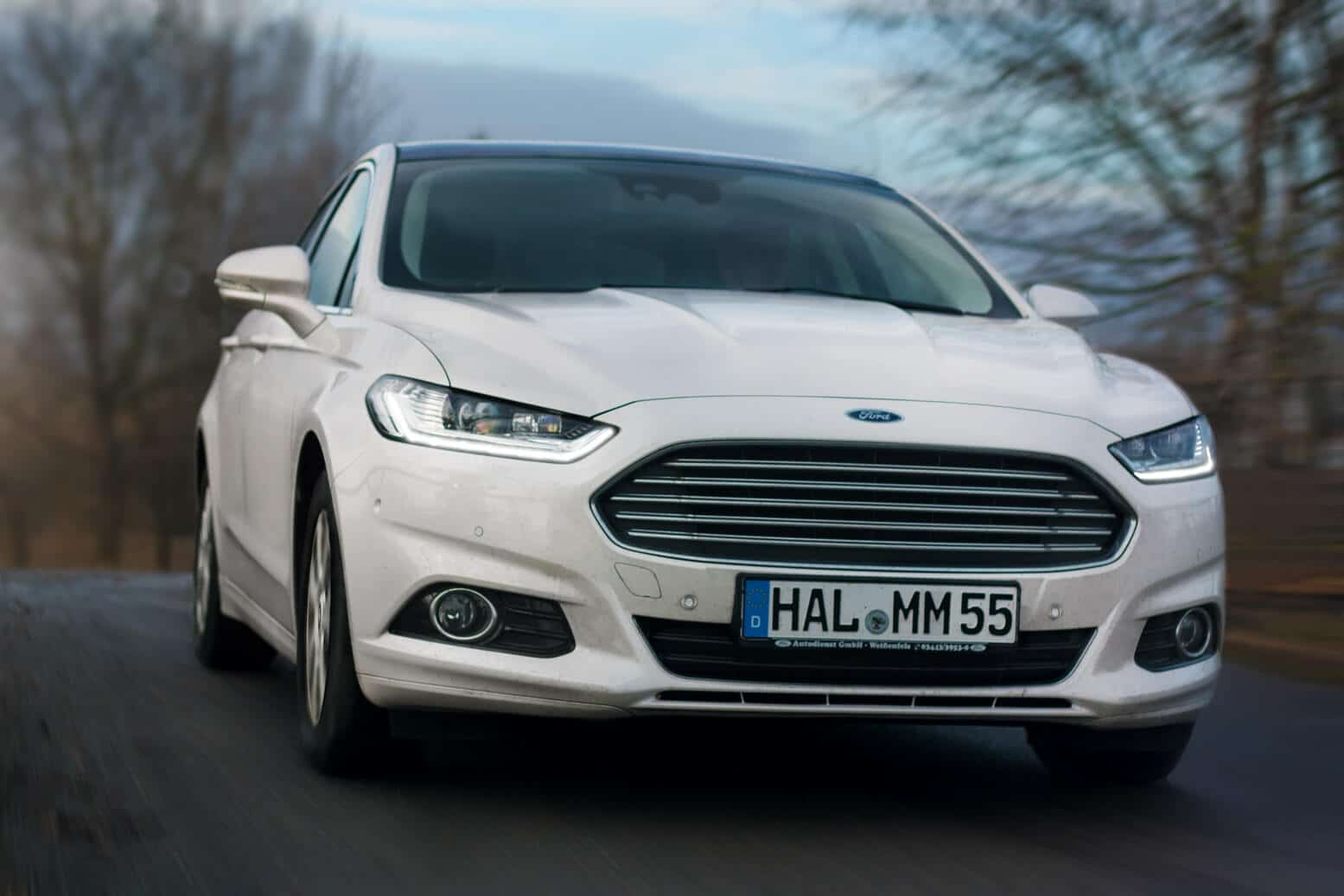 Ford Mondeo 2018 Modell - Rigshot